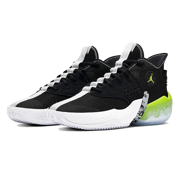 NIKE JORDAN REACT ELEVATION PF 籃球鞋喬丹包覆緩震運動鞋男鞋 CK6617002 黑