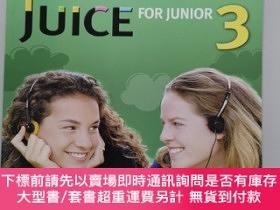 二手書博民逛書店LISTENING罕見JUICE FOR JUNIOR 3Y201150 Leslie Sean etc. A
