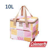Coleman 保冷袋10L 桃紅 CM-27226 露營│登山│行動冰箱│保冰袋│野餐│便當袋