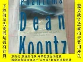 二手書博民逛書店phantom罕見Dean KoontzY213290 Dean