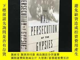 二手書博民逛書店The罕見Nazi Persecution of the Gyp