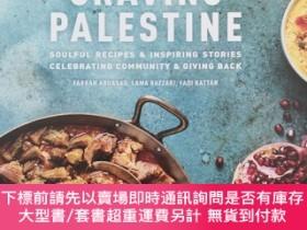 二手書博民逛書店craving罕見palestine soulful recipes & inspiring stories ce