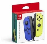 任天堂 Nintendo Switch Joy-Con 左右手把 -藍/電光黃 [台灣公司貨]