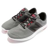 New Balance 慢跑鞋 MKOZECC1 2E NB 灰 紅 運動鞋 輕量化 男鞋【PUMP306】 MKOZECC12E