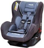 『121婦嬰用品館』NANIA 納尼亞0-4歲安全汽座(旗艦款)-素黑色FB00385