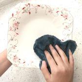 繼紅廚房抹布洗碗巾百潔布吸水加厚不掉毛沾油珊瑚絨刷鍋神器毛巾【七七特惠全館七八折】