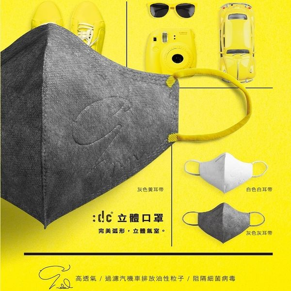 奈米薄膜 立體口罩