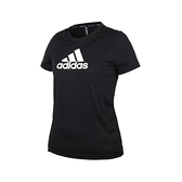 ADIDAS 女短袖T恤(慢跑 路跑 吸濕排汗 運動 上衣 愛迪達≡體院≡ GL3820