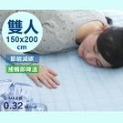 [雙人尺寸] 外銷日本 一觸即涼 涼感床墊 保潔墊 清涼 透氣 舒適 單人雙人 床墊【RS801】