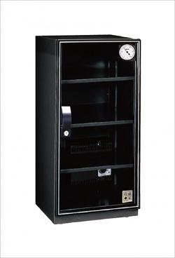 收藏家電子防潮箱 114公升 AX-106 外尺寸(寬40高84深41cm) 防潮升級全功能電子防潮箱