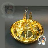 金雙魚24H環香爐 【十方佛教文物】