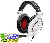 [美國直購] Sennheiser 白色 專業降噪遊戲 耳罩式耳機 GAME ZERO PC Gaming Headset