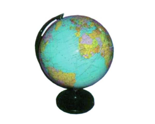 12吋英文版地球儀 英語 兼具 知識智慧 美感擺飾 教學教具 美語學習