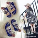 公主鞋女童涼鞋新款正韓女孩鞋子潮兒童時尚童鞋中大童小公主鞋 童趣潮品