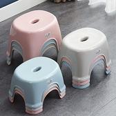 塑料凳子加厚兒童小板凳家用換鞋凳矮凳防滑椅子【英賽德3C數碼館】