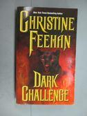 【書寶二手書T5/原文小說_KKE】Dark Challenge_ Feehan, Christine