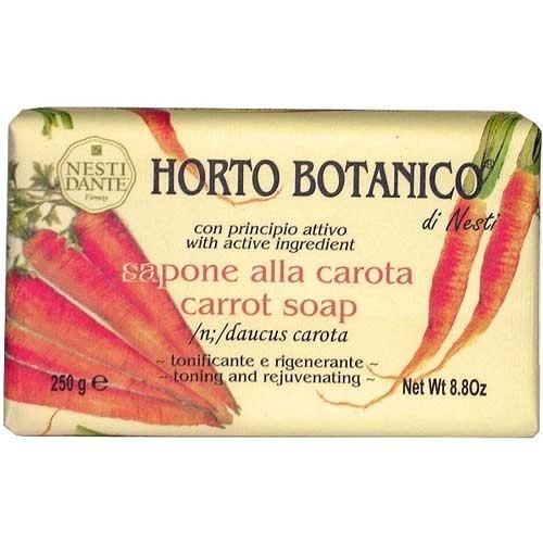 Nesti Dante 義大利手工香皂 天然蔬果系列 胡蘿蔔  250g【美人密碼】