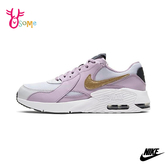 NIKE AIR MAX EXCEE 大童成人女款 運動鞋休閒鞋 P7238#白粉◆OSOME奧森鞋業