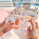 零錢包女小錢包迷你可愛韓版鑰匙收納包學生裝硬幣袋手拿硬幣卡包品牌【小桃子】