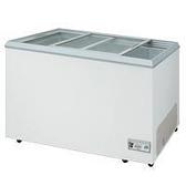 至鴻T-GEMA 玻璃式冷凍櫃【4尺3 冰櫃】型號:NI-446