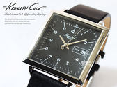 【完全計時】手錶館│Kenneth Cole紳士時尚款 全館outlet 法式 質感最愛IKC1567