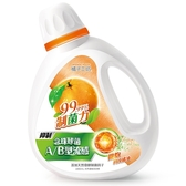 橘子工坊天然制菌濃縮洗衣精1800ml【愛買】