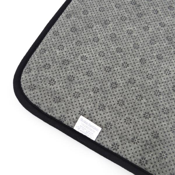 【蠟筆小新】蠟筆小新睡衣派對地墊 45x65cm (止滑地墊 舒適有質感)