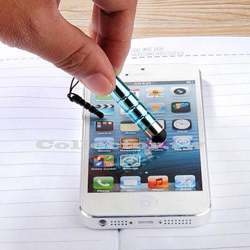 子彈頭智慧型手機電容手寫筆 蘋果iphone 三星 HTC 觸控筆
