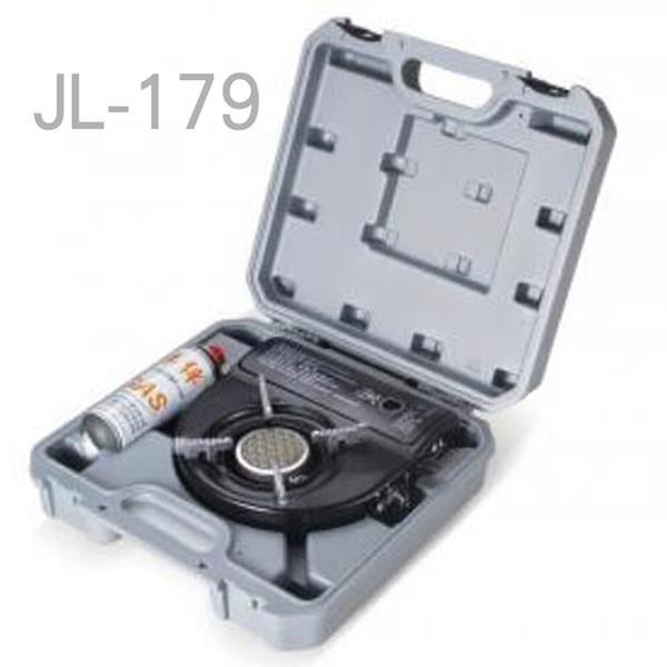 【南紡購物中心】歐王 遠紅外線卡式瓦斯爐(使用128g 瓦斯罐+外攜盒) JL-179