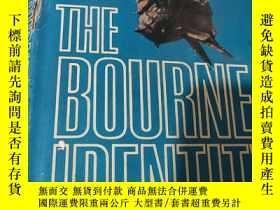 二手書博民逛書店the罕見bourne identity【精裝】Y9623 出版1980