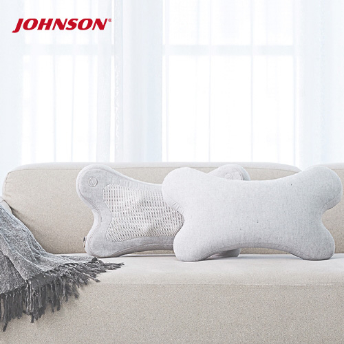 JOHNSON喬山 - SYNCA i-Puffy 暖骨頭舒壓按摩枕 MC161