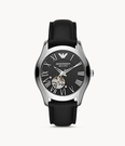 美國代購 Emporio Armani 自動上鍊 機械錶 AR60016
