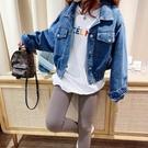 正韓春裝新款牛仔外套 花漾小姐【預購】