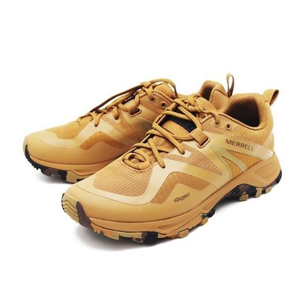 【南紡購物中心】MERRELL(男) MQM FLEX 2 GORE-TEX® HIKING 郊山健行鞋 男鞋 -卡其(另有黑)