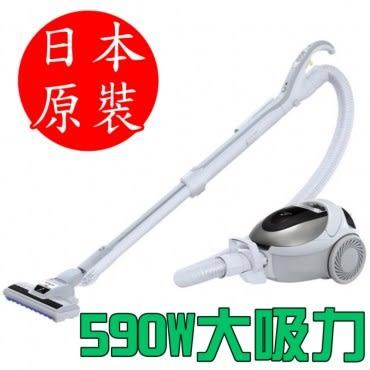 【日立HITACHI】590W吸力吸塵器 CVPK8T
