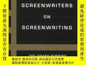 二手書博民逛書店Oscar-winning罕見Screenwriters On Screenwriting-奧斯卡最佳編劇Y4