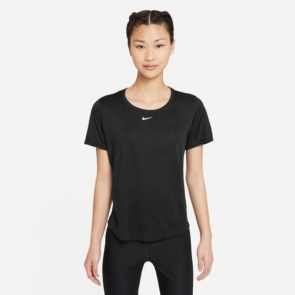 NIKE AS W NK ONE DF SS STD TOP 女款 短袖上衣 運動 黑色 DD0639010 【KAORACER】