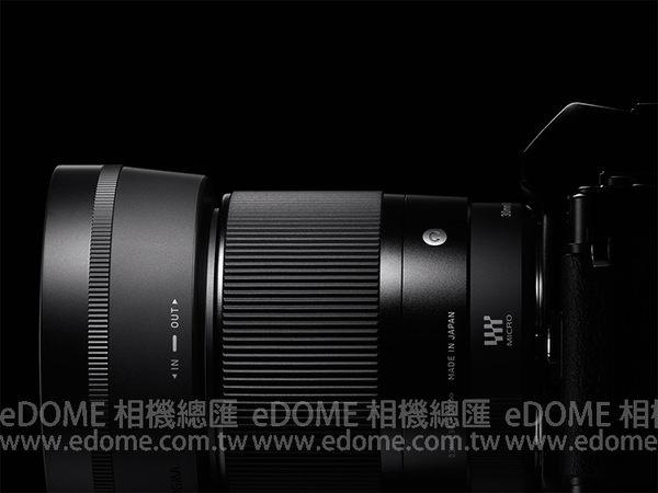 SIGMA 30mm F1.4 DC DN Contemporary (24期0利率 免運 恆伸公司貨三年保固) 微單眼鏡頭 適用SONY E-MOUNT NEX 接環