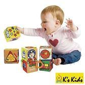 美國K's Kids 奇智奇思 我的學習積木組