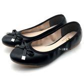 《7+1童鞋》台灣製 HITO BELLE 簡約百搭 素面 娃娃鞋 公主鞋 D618 黑色