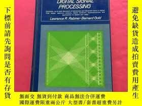 二手書博民逛書店theory罕見and application of digit