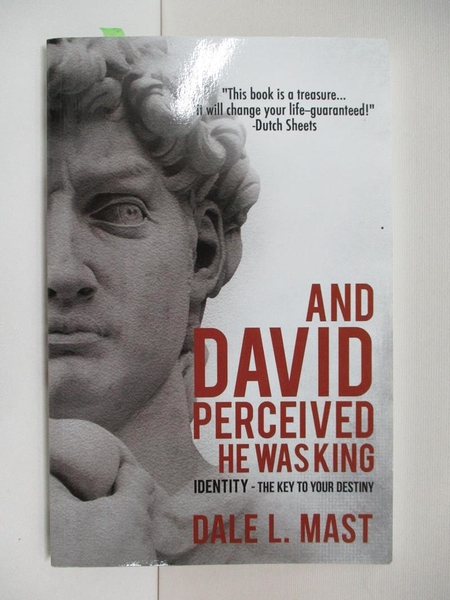 【書寶二手書T1/宗教_AO3】And David Perceived He Was King_Dale L. Mast