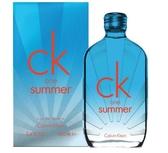 Calvin Klein CK one summer 2017 夏日限量版 中性淡香水 100ml【七三七香水精品坊】