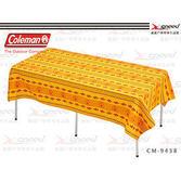 【速捷戶外露營】【美國Coleman】極致品味 桌布M號 抗污、防水、耐磨 CM-9438