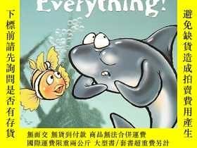二手書博民逛書店The罕見Shark Who Was Afraid of Eve