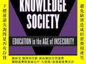 二手書博民逛書店Teaching罕見In The Knowledge Socie