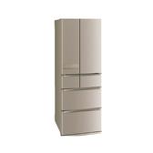 三菱6門525公升冰箱MR-JX53C-N-C玫瑰金