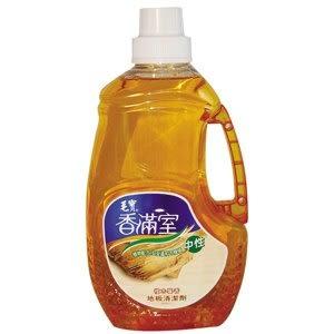 毛寶 香滿室 檀木馨香 中性 地板清潔劑 2L