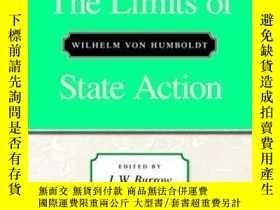 二手書博民逛書店The罕見Limits Of State ActionY364682 Wilhelm Von Humboldt