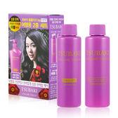 日本 SHISEIDO資生堂 TSUBAKI 思波綺 紫椿保濕控油洗護髮 旅行組【BG Shop】洗髮精+潤髮乳